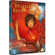 Big Fish & Begonia DVD