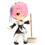 Ram (Re:Zero -Starting Life in Another World- Cu-Poche) Action Figure