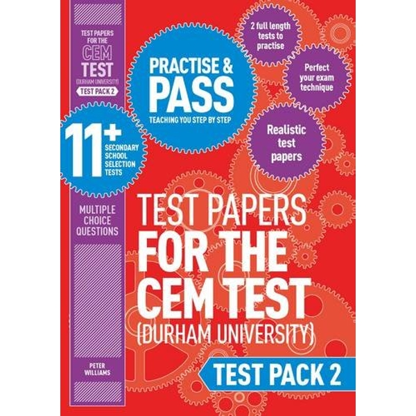 Practise and Pass 11+ CEM Test Papers - Test Pack 2 by Peter Williams (Paperback, 2016)