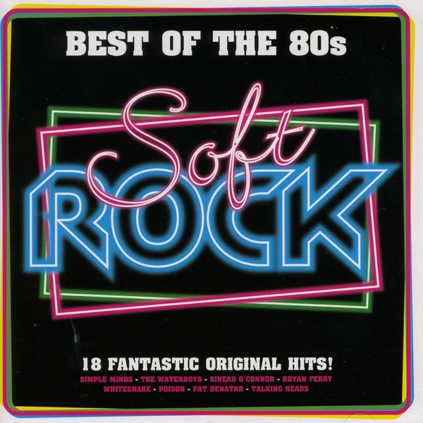 Best of the 80s - Soft Rock CD