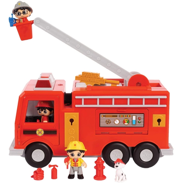 Ryan's World -  Playdate Fire Truck Mystery Box (1 At Random)