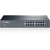 TP-Link TL-SG1016D 16-Port Gigabit Desktop Switch UK Plug
