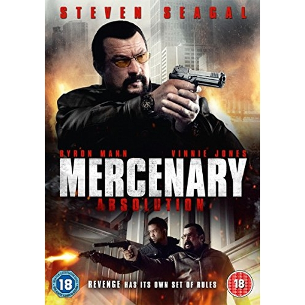 Mercenary - Absolution DVD