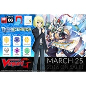 Cardfight Vanguard TCG Transcension of Blade & Blossom Boosters - 30 Packs