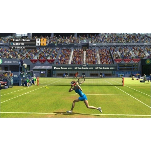 Ex-Display Virtua Tennis 2009 Game Xbox 360 Used - Like New - Image 2