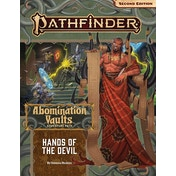 Pathfinder Adventure Path: Hands of the Devil (Abomination Vaults 2 of 3) (P2) by Vanessa Hoskins (Paperback, 2021)
