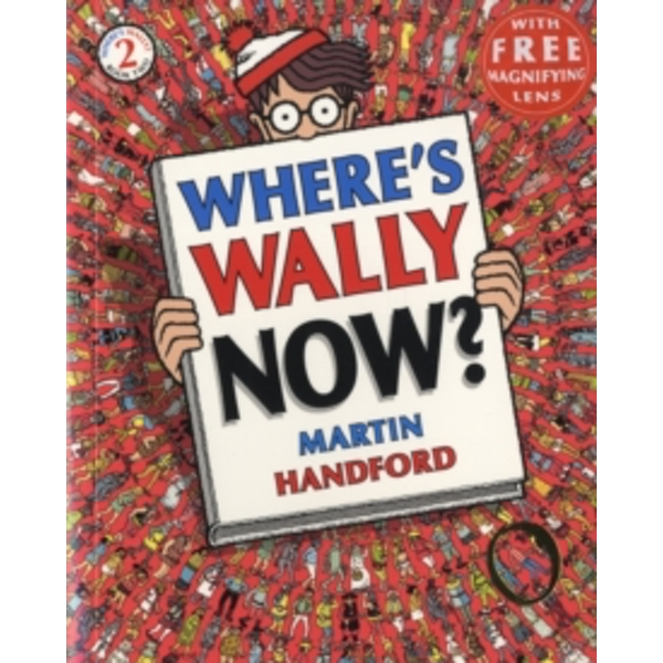 Where's Wally Now? by Martin Handford (Paperback, 2008)