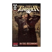 Marvel The Punisher Volume 1 In The Beginning Paperback