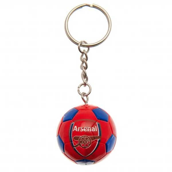 Arsenal FC Football Keyring