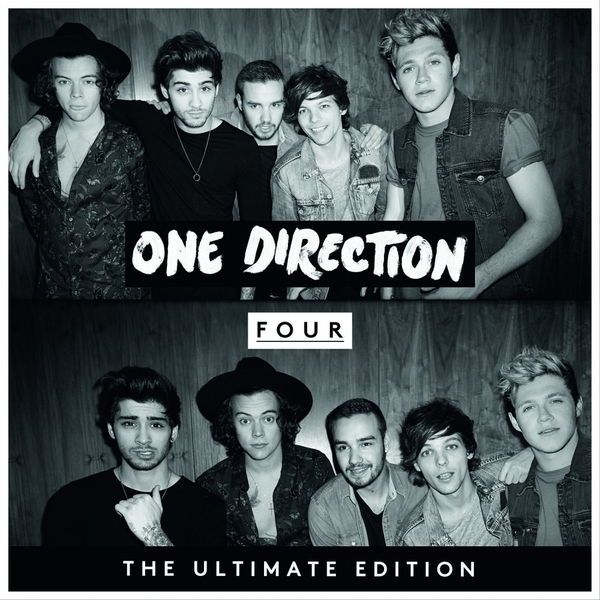 One Direction - Four - Ultimate Edition