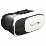 Stealth VR50 Virtual Reality Headset White (iOS & Android)