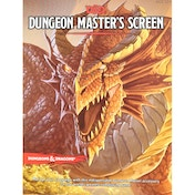 Dungeons & Dragons Deluxe DM Screen