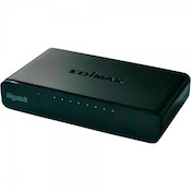 Edimax 8-Port Gigabit Desktop Switch UK Plug UK Plug