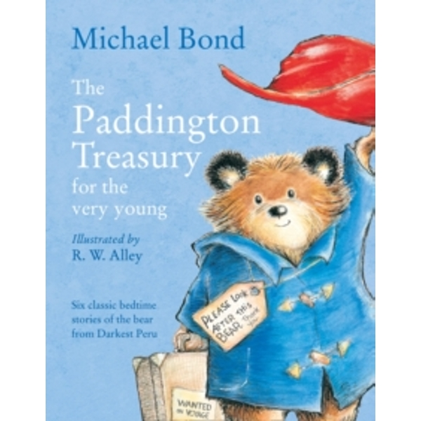 The Paddington Treasury for the Very Young by Michael Bond (Hardback, 2010)