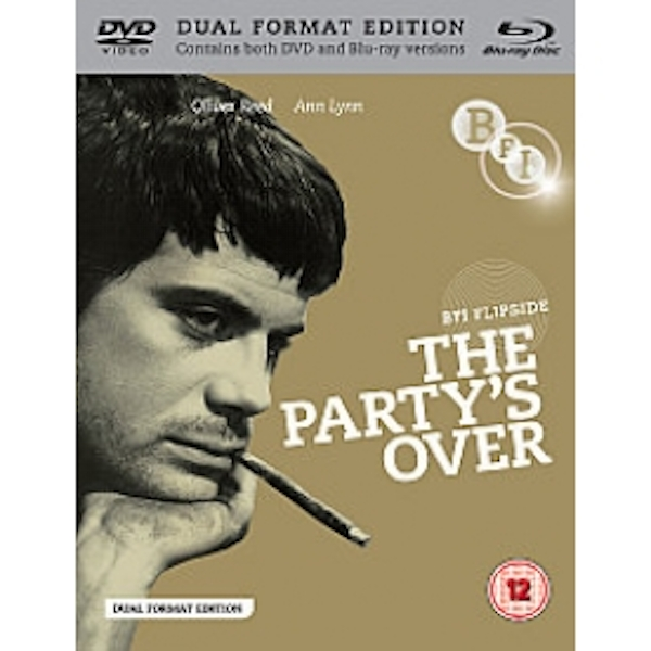 Party's Over Blu-Ray + DVD