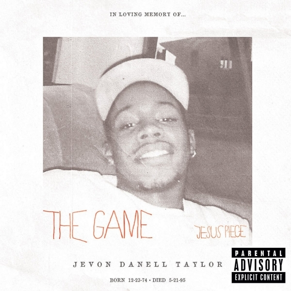 The Game Jesus Piece CD