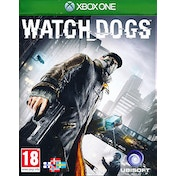 Watch Dogs Xbox One Game