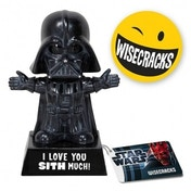 Star Wars Wisecracks Darth Vader I Love You Sith Much Figure