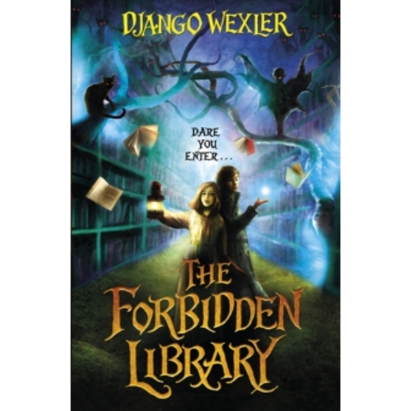 The Forbidden Library by Django Wexler (Paperback, 2015)