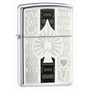 Zippo Ace High Polish Collection Windproof Lighter