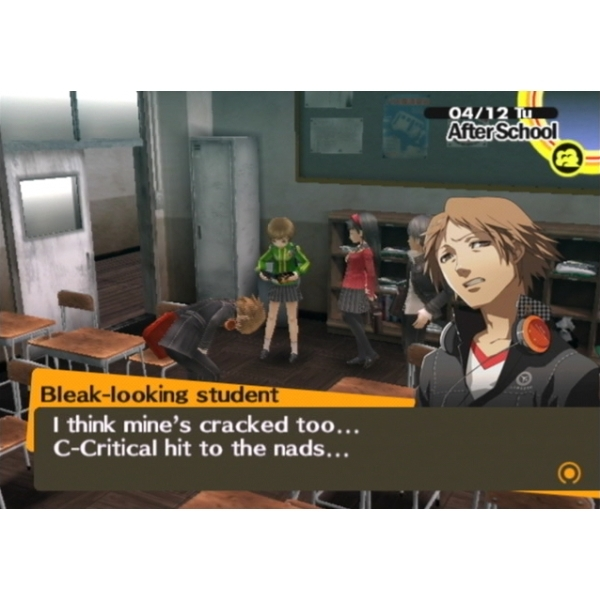 Persona 4 Game PS2 - Image 3