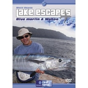 Matt Hayes Lake Escapes - Blue Marlin And Grande Wahoo DVD