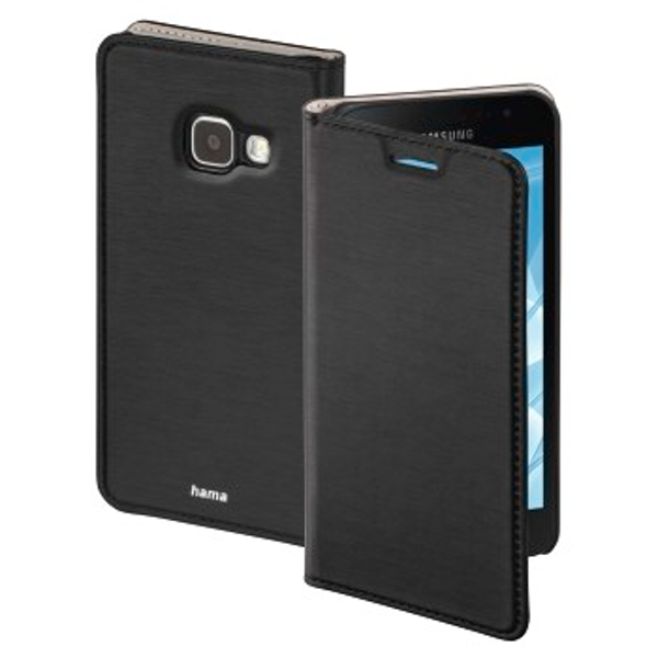 """Hama """"Slim"""" booklet for the Samsung Galaxy Xcover 4, black"""