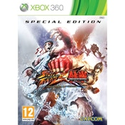 Street Fighter X Tekken Special Edition Game Xbox 360