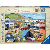 Leisure Days No.5 Camping & Caravanning Jigsaw Puzzle - 1000 Pieces