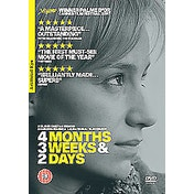Four Months, Three Weeks And Two Days (DVD, 2008)