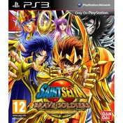 Saint Seiya Brave Soldiers Game PS3