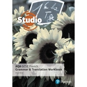 Studio AQA GCSE French Grammar and Translation Workbook by Stuart Glover (Paperback, 2016)