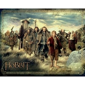 The Hobbit - The Company Mini Poster