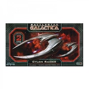 Battlestar Galactica Cylon Raider Twin Pack