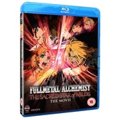 Fullmetal Alchemist Movie 2 The Sacred Star Of Milos Blu-ray