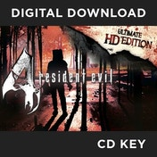 Resident Evil 4 HD Remastered PC CD Key Download for Steam
