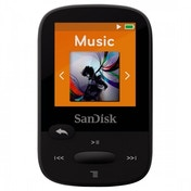Ex-Display SanDisk Clip Sport 4 GB MP3 Player - Black Used - Like New