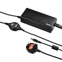 Hama Universal Notebook Power Supply, 15-24 V/90 W with UK Power Cord
