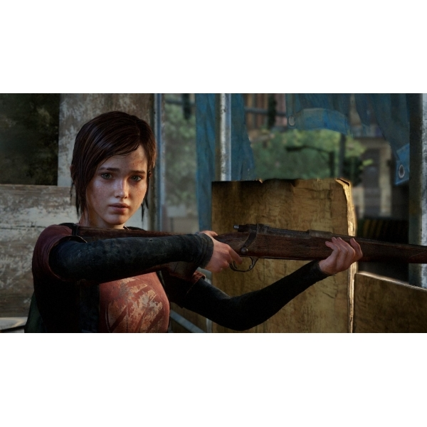 The Last Of Us Remastered Game PS4 (#) - Image 4