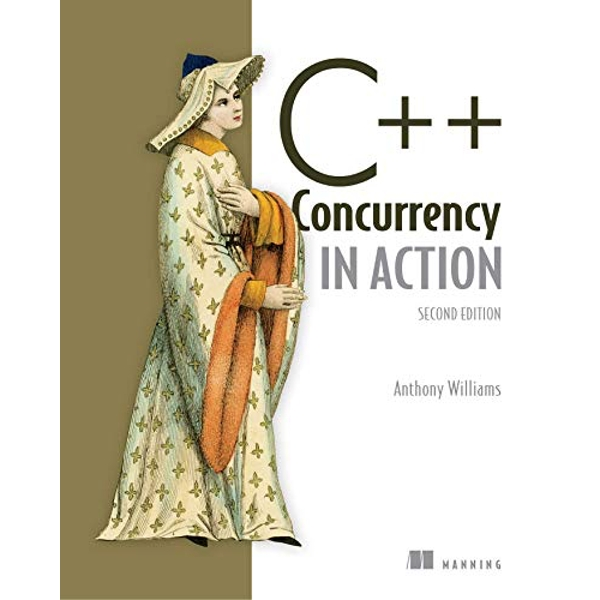 C++ Concurrency in Action by Anthony Williams (Paperback, 2017)