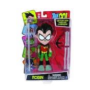 Teen Titans Go 8-inch Robin Deluxe Figure with Accessory