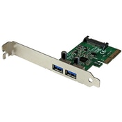 2-Port USB 3.1 Gen2 (10Gbps) Card-2x USB-A-PCIe