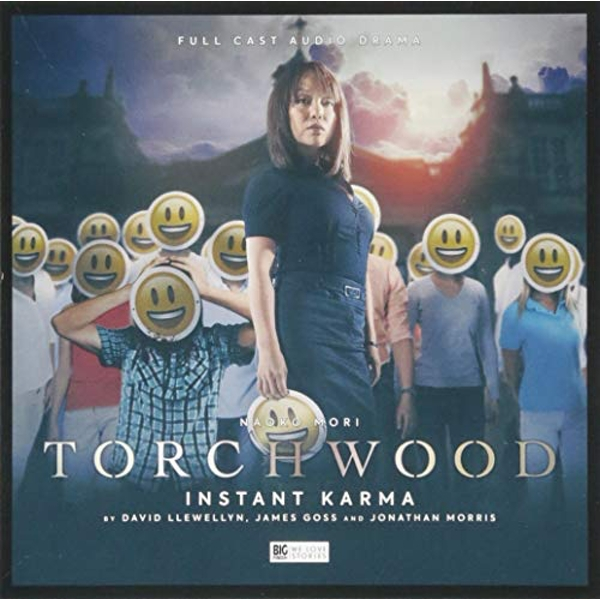 Torchwood - 23 Instant Karma  CD-Audio 2018