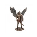 Saint Michael the Archangel Bronze Statue
