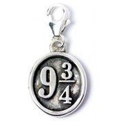 Sterling Silver Platform 9 3/4 Clip on Charm