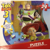 Toy Story 3 Jigsaw Puzzle 3 Pack