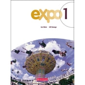 Expo 1 Pupil Book by Pearson Education Limited (Paperback, 2003)