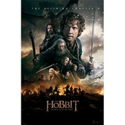 The Hobbit Botfa (one Sheet) Maxi Poster