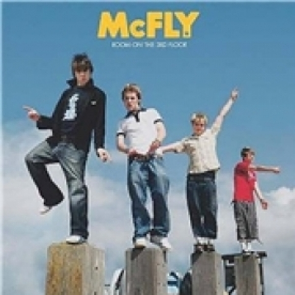 McFly Room On The 3rd Floor CD