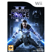 Star Wars The Force Unleashed II 2 Game Wii
